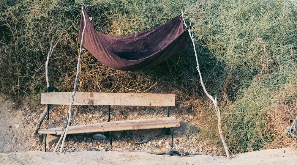 «Quelque part dans le désert» : Ron Amir au musée d'Art Moderne de la Ville Paris